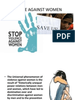 Crime Againstwomen