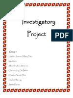 Investigatory