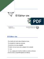 Editor Vi