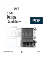 Downtown Urban Design Guidelines