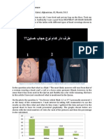 Hijab and Culture Preference