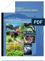 Bay-friendly Landscape Guidelines