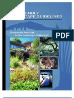 Bay-friendly Landscape Guidelines