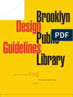 Brooklyn Public Library Design Guide