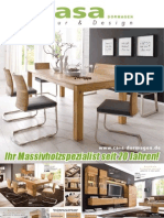 Prospekt Casa Natur & Design
