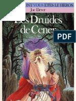 Loup Solitaire 13 - Les Druides de Cener