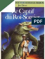 Loup Solitaire 14 - Le Captif Du Roi-Sorcier
