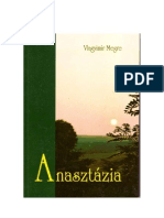 Vlagyimir Megre - Anasztazia 1 Anasztazia(Cédrus)