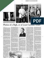 Gopnik on August Sander (second page)