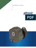 Altronic III Service Manual (Form ALT III SM)