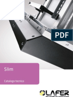 Catalogo Slim tecnico