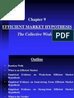 Chapter 9 Efficient Market Hypothesis.ppt