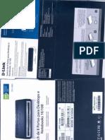 Switch - Dlink DES-1008A