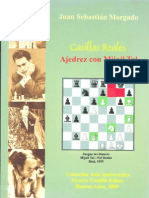 Casillas Reales. Ajedrez con Mijail Tal (2009) - Libro. Juan Sebastian Morgado (82)