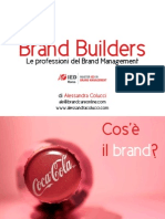 Brand builders. Le professioni del Brand Management