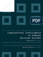 Computational Intelligence In9ComplexDecision