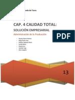 Cap4 Calidad Total