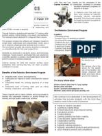 robotics enrichment program by the lepeley academy