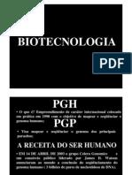 Aulão de biotecnologia