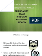 Sociology/Marriage Presentation