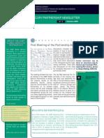 Hg Partnership Newsletter Oct2009