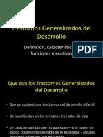 TGD Definicion Caracteristicas y Funciones Ejecutivas