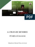 La Trata de Menores - Humberto Duran Ponce de Leon
