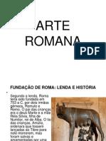 Arte Roman Appoint