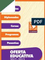 Oferta Educativa 2012-2013 - VF