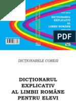 DictionarExplicativAlLimbiiRomane_PentruElevi