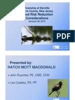 Denville Flood Mitigation Presentation