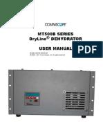 Дегидратор MT500B-81326.pdf