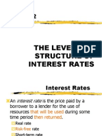 Fisher Interest Rate Theory (1)