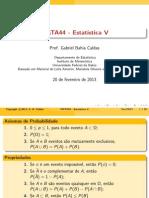 20 02 2013 Teoremas Probabilidade Total e Bayes