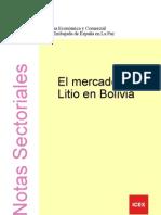 el mercado del lito en Bolivia - optica embajada de españa