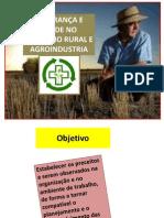 Apres. Saúde do trabalhador rural