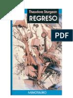 Sturgeon, Theodore - Regreso