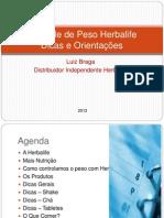 Controle de Peso Herbalife 3