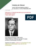 A Causa Primária do Câncer.doc