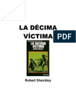 Sheckley, Robert - La Decima Victima