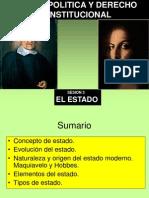 Ciencia Politica y Derecho Constitucional Sesion 3