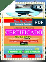 (Blanca Conde)Certificado de Foramcion (2do Nivel)