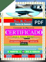 (Jessica)Certificado de Promocion (2do Nivel)