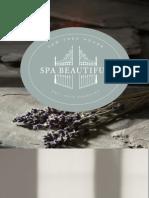 Spa Beautiful brochure