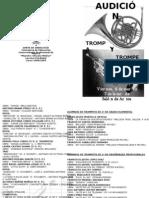 Programa Trompeta Trompa