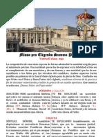 Missa Pro Eligendo Summo Pontifice
