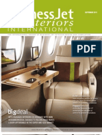 Business Jet Interiors - 09 SEP 2011