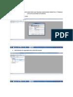 Manual Para SQL Server 2008 Para Que Reciba Conexiones Remotas y Trabaje Con Aplicaciones Externas