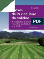 Claves de La Viticultura de Calidad.