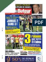 LE BUTEUR PDF du 26/02/2009